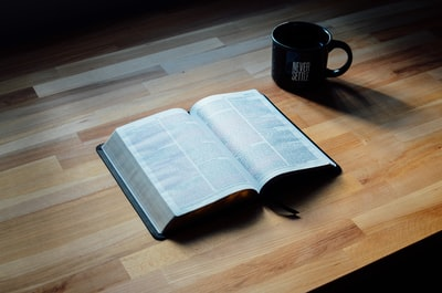 When God Calls to You, Say the Prayer of the Bible
